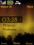 S40 Clock themes