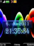 Colorful Clock themes
