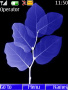 Blue Leaves themes