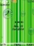 Swf Green Bubbles themes