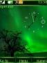 Swf Green Analog themes