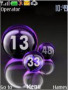 Glass Orb Clock themes
