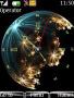 Globe Clock V2 themes