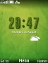 Grass Clock themes