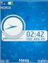 Blue Fly Clock themes
