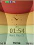 4D Flash Lite Clock themes