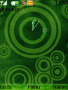 Swf Green Swirls themes
