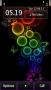 Rainbow Bubbles themes