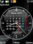 Calendar Clock S40 Theme themes
