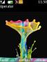 3D Rainbow Twister S40 Theme themes