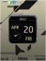 3D Design Nokia Clock S40 Theme themes
