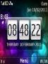 Android Clock Nokia C3 & X2-01 Theme Free Mobile Themes