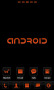 Android Orange For Android Theme themes