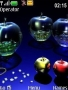 3D Digital Apple S40 Theme themes