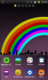 Rainbow Over City For Android Theme themes