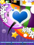 Blue Heart S40 Theme Free Mobile Themes