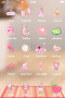 Our Love & Pink Icons For IPhone Theme themes