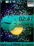 Mars Colors Dots Clock S40 Theme Free Mobile Themes