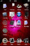 3D Fantasy Space IPhone Theme themes