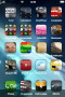 IPeer & Blue Space For IPhone Theme themes
