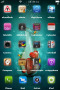 Bottle In Heart IPhone Theme themes