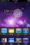 Galaxy Phone Colors HD IPhone Theme themes