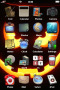 Happy Halloween Eyes IPhone Theme themes