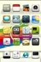 Apple Rainbow Abstract IPhone Theme themes