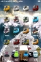 Cool Bus & Sea 3D IPhone Theme themes