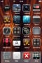 Passion Red Background IPhone Theme themes