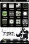 Black Venom IPhone Theme themes