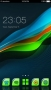 Color Waves Digital Android Theme themes