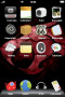 Red Ghost Killed IPhone Theme themes