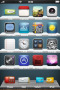 Shelf Of Book Icons IPhone Theme themes