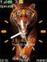 Tiger Clock Free Mobile Themes