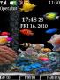 Fish Clock themes