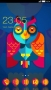 Colorful Design Owl Android Theme themes