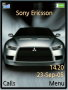Evox Silver Car Free Mobile Themes