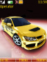Yellow Car Theme themes
