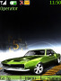 Green Car Theme themes