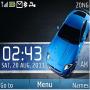 Car Clock themes