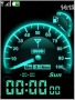 Neon Clock Free Mobile Themes