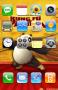 KungFu Panda IPhone Theme themes