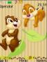 Chip N Dale Free Mobile Themes