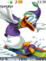 Donald Duck themes