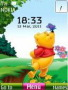 Pooh Clock Free Mobile Themes