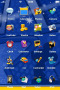 Disney World Blue IPhone Theme themes