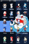 Characters Of Doraemon ICons IPhone Theme themes