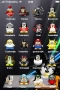 Cartoon ICons Tux Free IPhone Theme themes