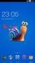 Snail Bob Free Android Theme themes